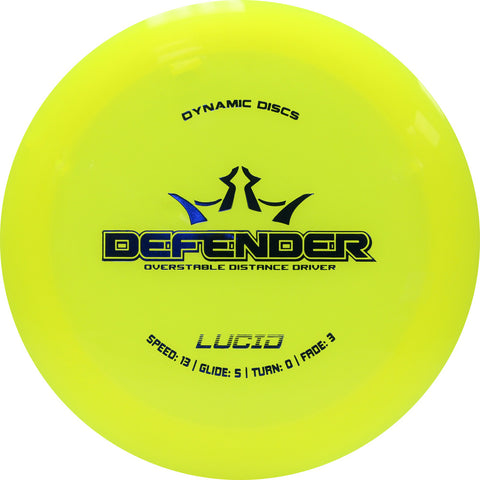 Dynamic Defender Lucid