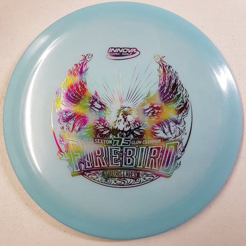 Innova Firebird Coloured Glow Champion - Nate Sexton 2019 Tour Series