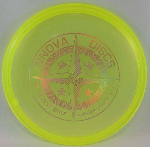 Innova VRoc Champion - First Run