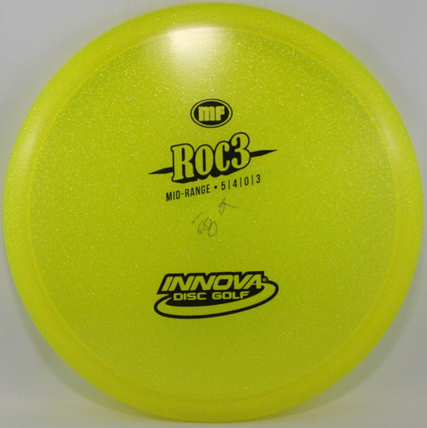 Innova Roc3 Champion Metal Flake