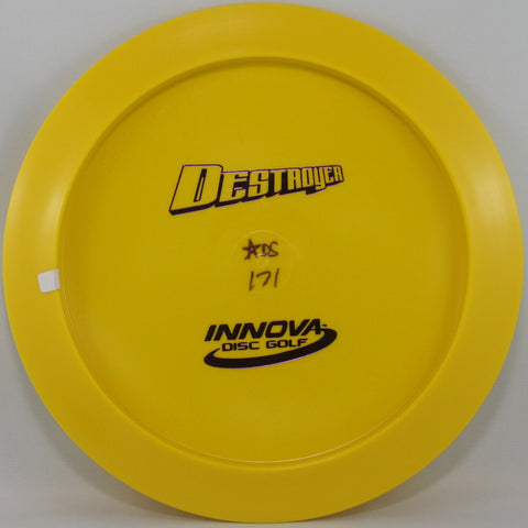 Innova Destroyer Star - Bottom Stamped