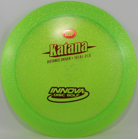 Innova Katana Champion Metal Flake