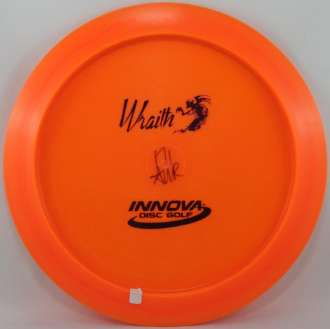 Innova Wraith Star - Bottom Stamp