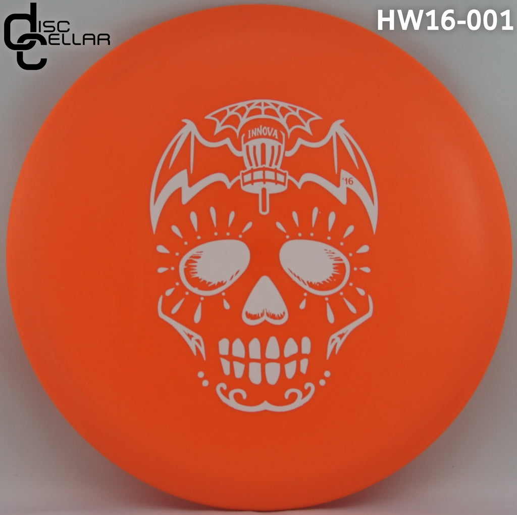 "Innova ""Sugar Skull"" DX Roc - Halloween 2016"