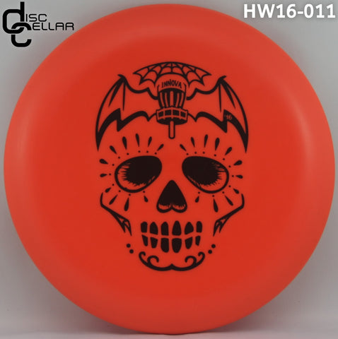 "Innova ""Sugar Skull"" DX Aviar - Halloween 2016"