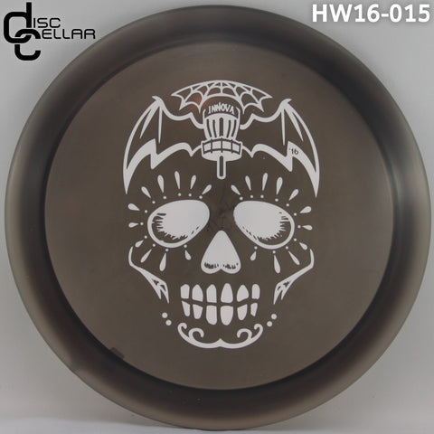 "Innova ""Sugar Skull"" Champion Firebird - Halloween 2016"