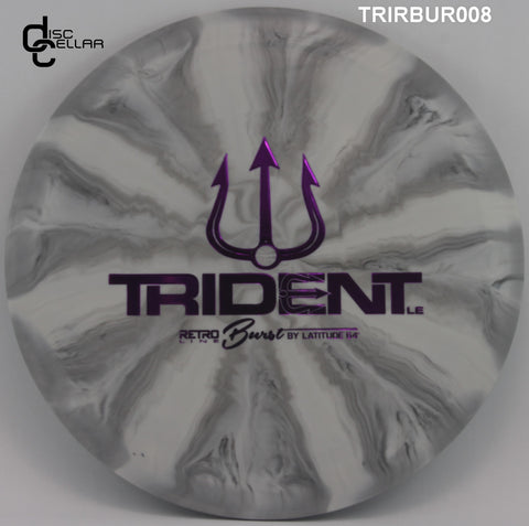 Latitude 64 Trident Retro Burst - Limited Edition