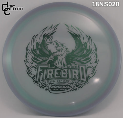 Innova Firebird Coloured Glow Champion - Nate Sexton 2018 Tour Series