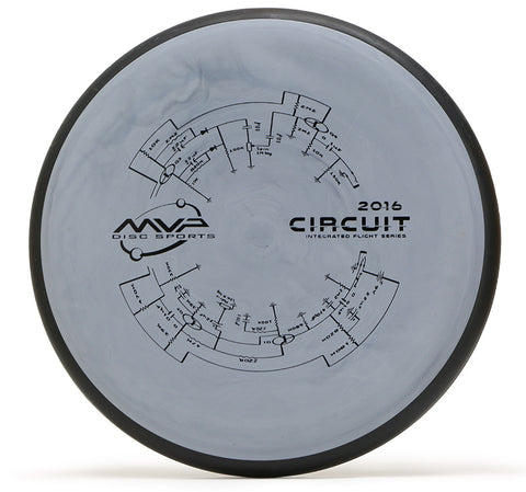 MVP Ion Electron (Soft) - 2016 Circuit Stamp