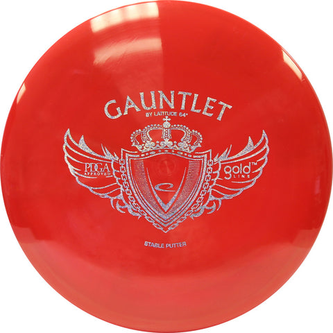 Latitude 64 Gauntlet Gold