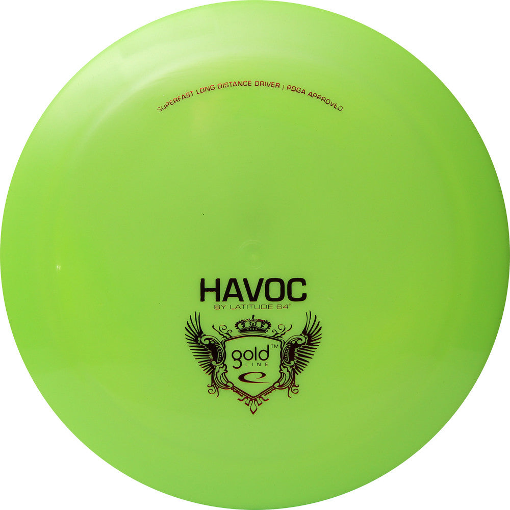 Latitude 64 Havoc Gold