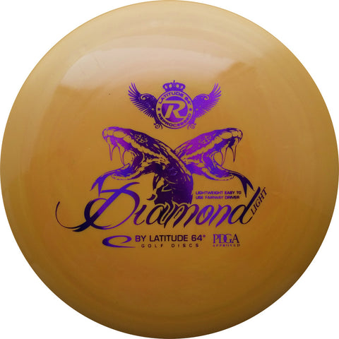 Latitude 64 Diamond Recycled Gold - 150 Class