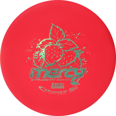 Latitude 64 Mercy Zero Medium (Strawberry) Scented