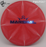Dynamic Marshal Prime Burst - Bar Stamp
