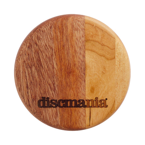 Discmania Wooden Mini - Bar Logo