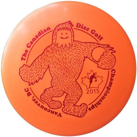 Daredevil Bigfoot Nationals Stamp