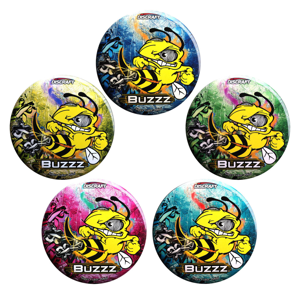 Discraft Buzzz Mini SuperColor