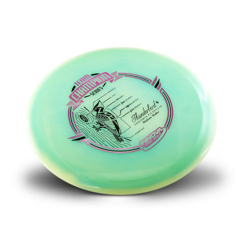 Innova Thunderbird Colour Glow Champion - Madison Walker Tour Series 2018