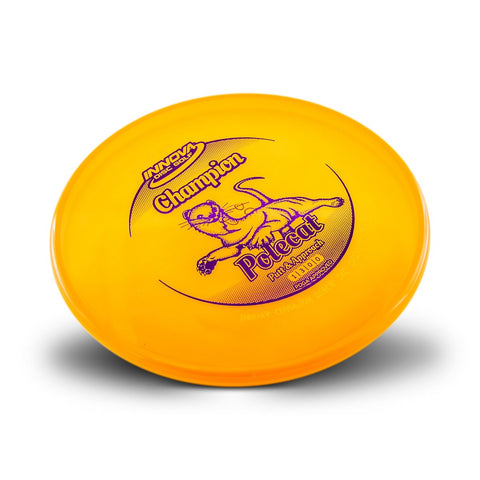 Innova Polecat Champion - with DX graphics