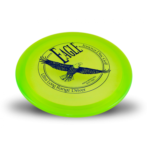 Innova Eagle Champion - Circle Stamp