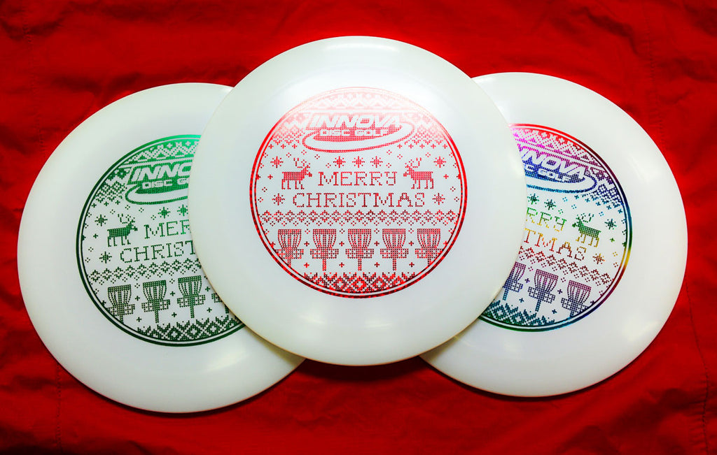Innova Ugly Christmas Sweater Discs