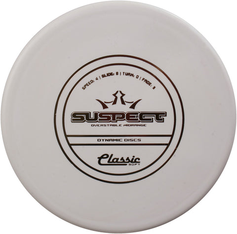Dynamic Suspect Classic Soft
