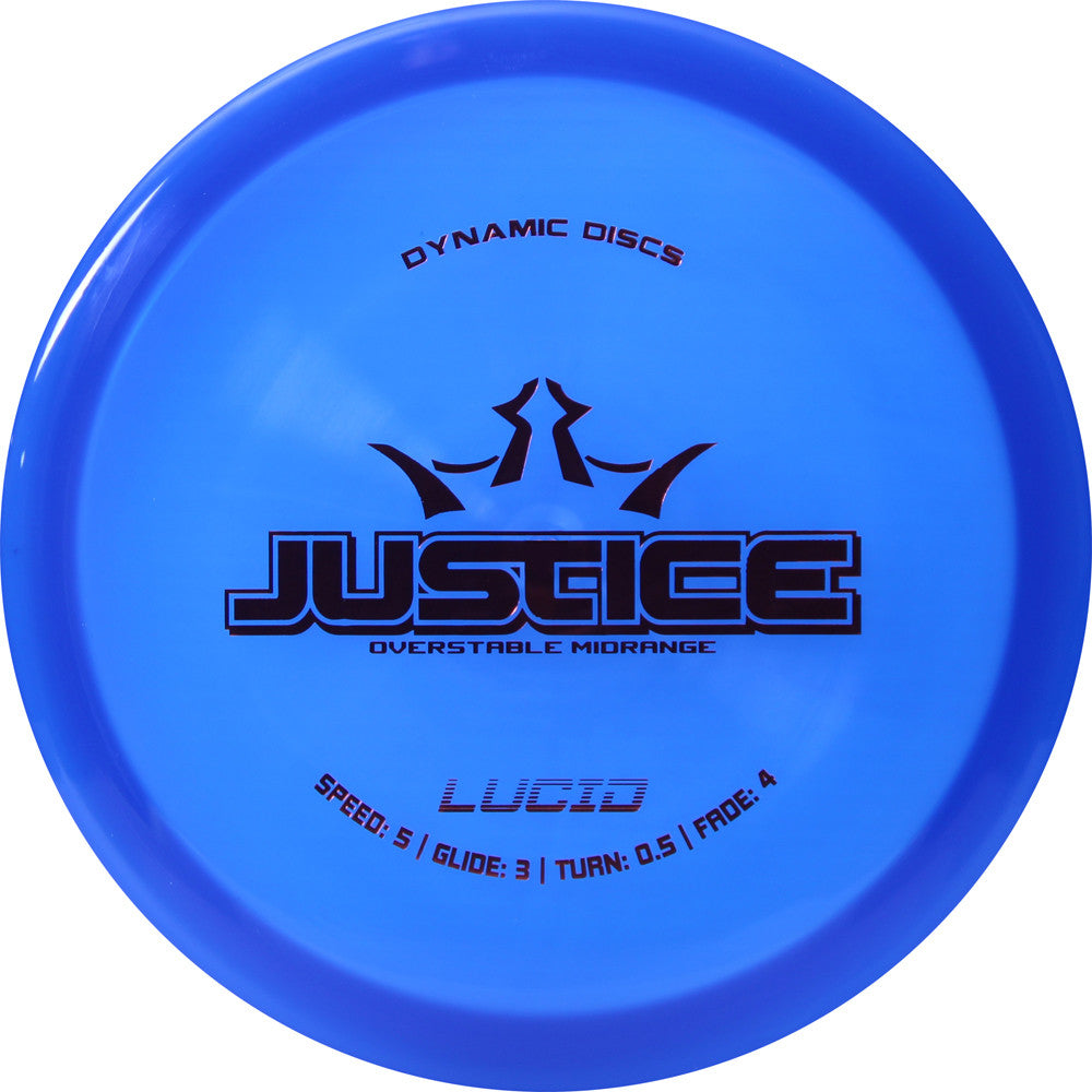 Dynamic Justice Lucid