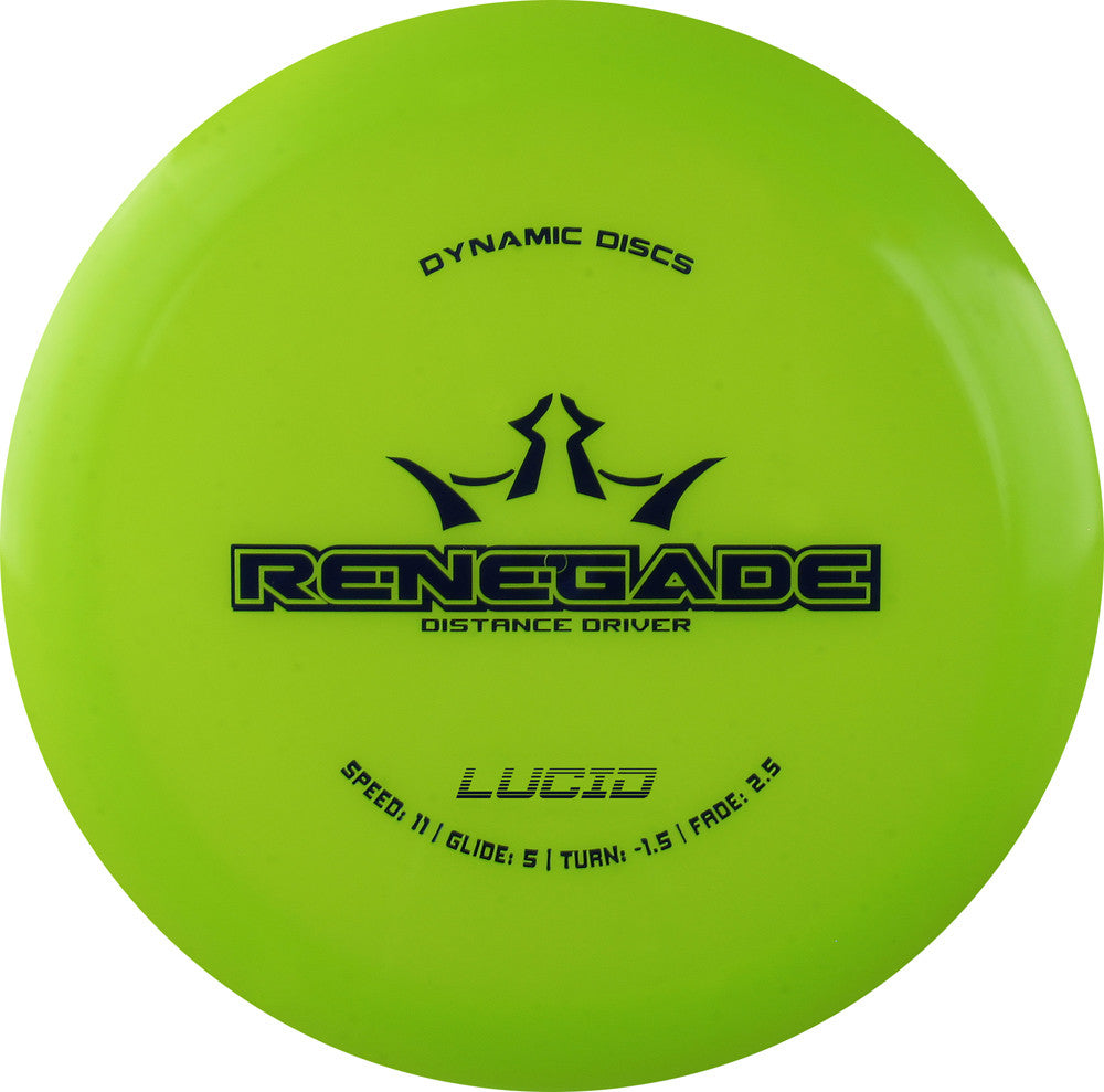 Dynamic Renegade Lucid