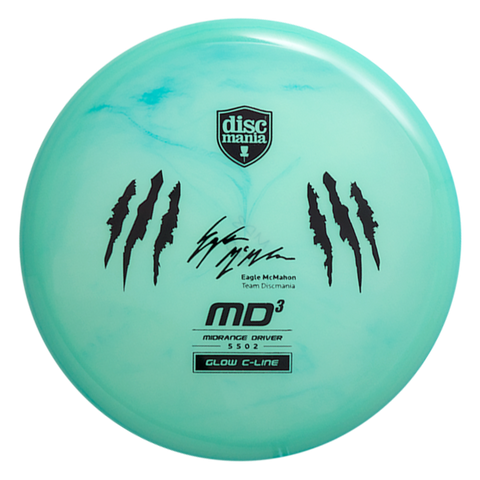 Discmania MD3 Colour Glow C-Line - Eagle McMahon signature
