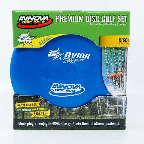 Innova GStar Disc Golf Compact Set (3 Discs)