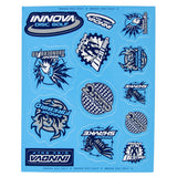Innova Sticker Sheet 2018 - Mini Stamps