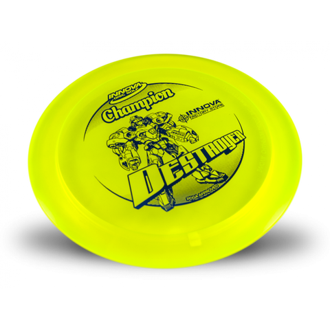 Innova Destroyer Champion - Factory Store with graphics