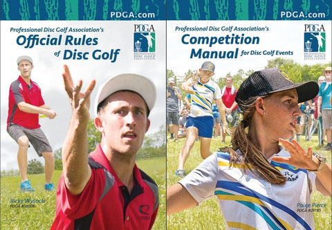 PDGA Rule Book & Competition Manual 2018