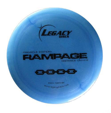Legacy Rampage Pinnacle