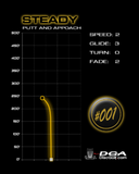 DGA Steady (Midnight Flyer #4) Glow SP Line