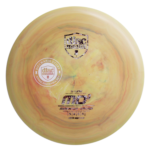 Discmania MD3 S-Line swirly