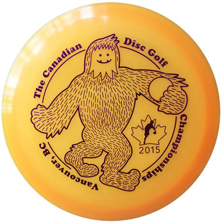Daredevil Sasquatch Nationals Stamp