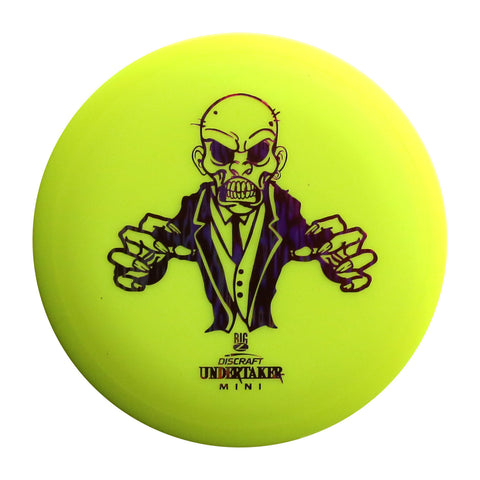 Discraft Undertaker Mini Big Z