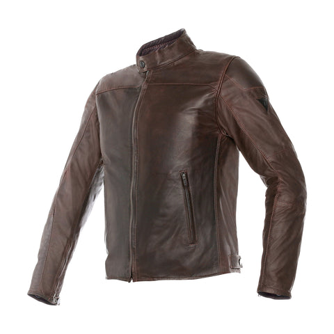 MIKE LEATHER JACKET