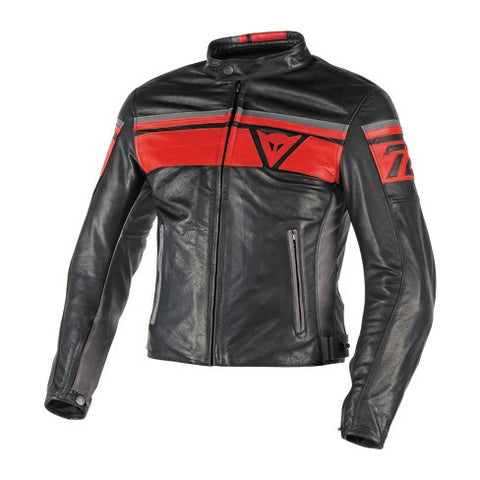 BLACKJACK LEATHER JACKET