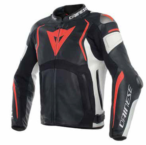MUGELLO LEATHER JACKET