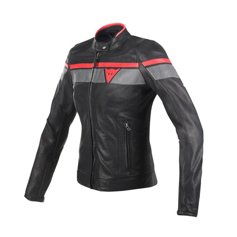 BLACKJACK LADY LEATHER JACKET