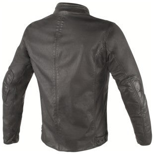 ARCHIVIO D1 LEATHER JACKET