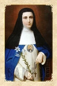 Mother Mariana Holy Card