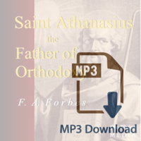 Saint Athanasius the Father of Orthodoxy (MP3)
