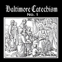 Baltimore Catechism No. 1 (CD)