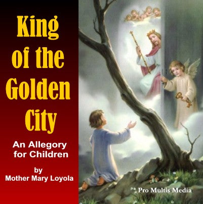 King of the Golden City audiobook (CD)