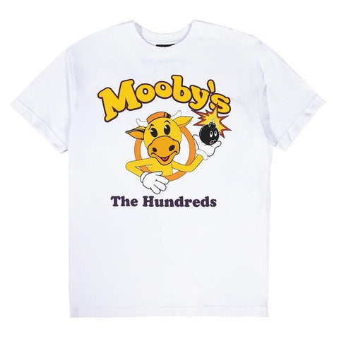 The Hundreds Mooby's Tee - White
