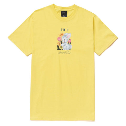 Huf Born to Die T Shirt