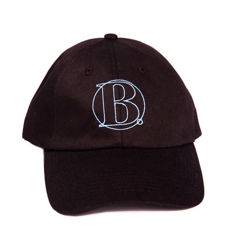 Bureau Big B Black Dad Hat
